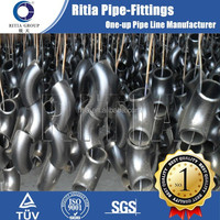 a234wpb material carbon steel fittings/elbow