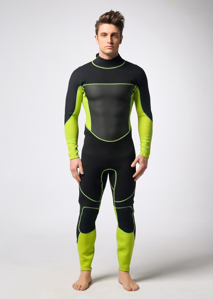 2016 New Design neoprene diving/surfing wetsuit/wet suit/suit for men