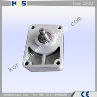 pump support 25403 for hydraulic gear pump