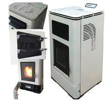 Popular wood pellet stove water boiler for sale