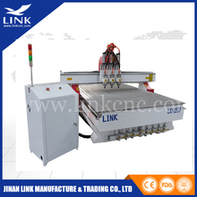 Multi-function drilling Panel Furniture CNC Router ROTARY attached 4 axis cnc router rotary axis