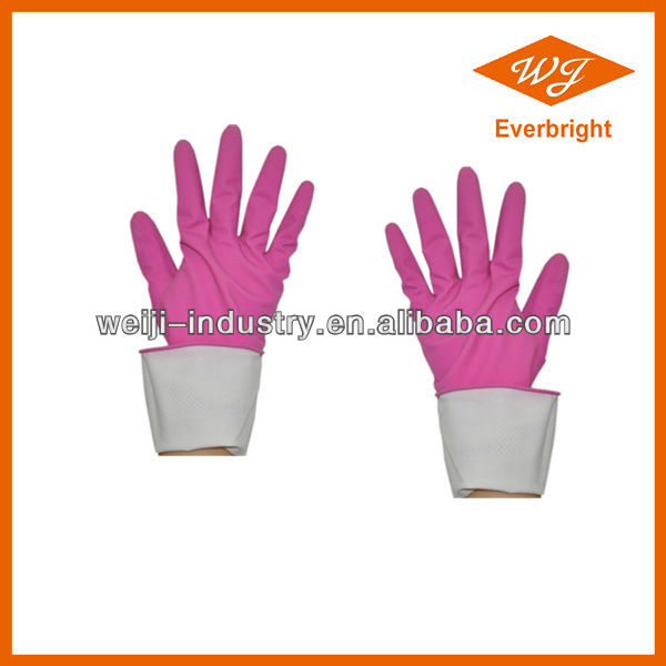 Best sell of Household Latex Glove Rubber Chemical