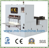 Hot selling roll paper die cutting machine prices(J-DC850)