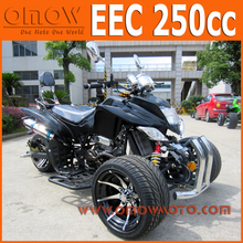 EEC 250cc Street Legal Racing Tricycle