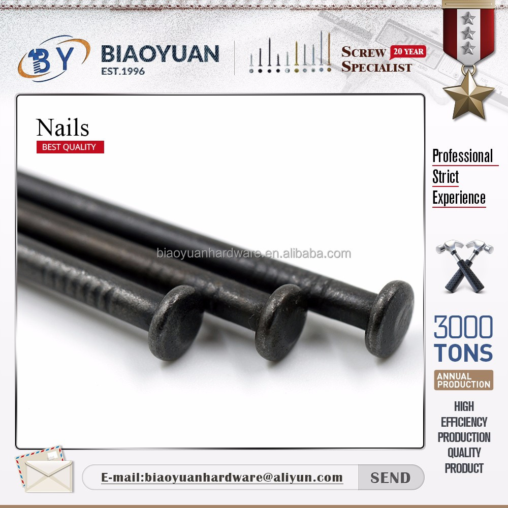 Tianjin factory product common nails with high quality competitive price