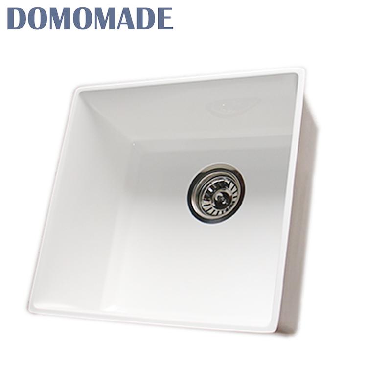 Custom Design High Temperature Resistant Top Mount Kitchen Sink Tops