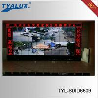 "55"" Free standing display Advertising lcd video wall Lcd Ad Player with 3.9mm bezel"