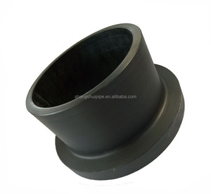 Cheap price Butt welding pipe flange HDPE Pipe Fittings PE100 Materials
