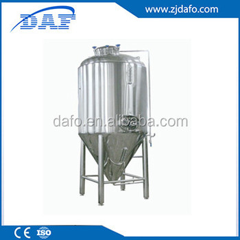 Conical Beer Fermentation Tank
