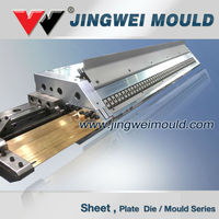 OEM PVC corrugated sheet extrusion machine mould