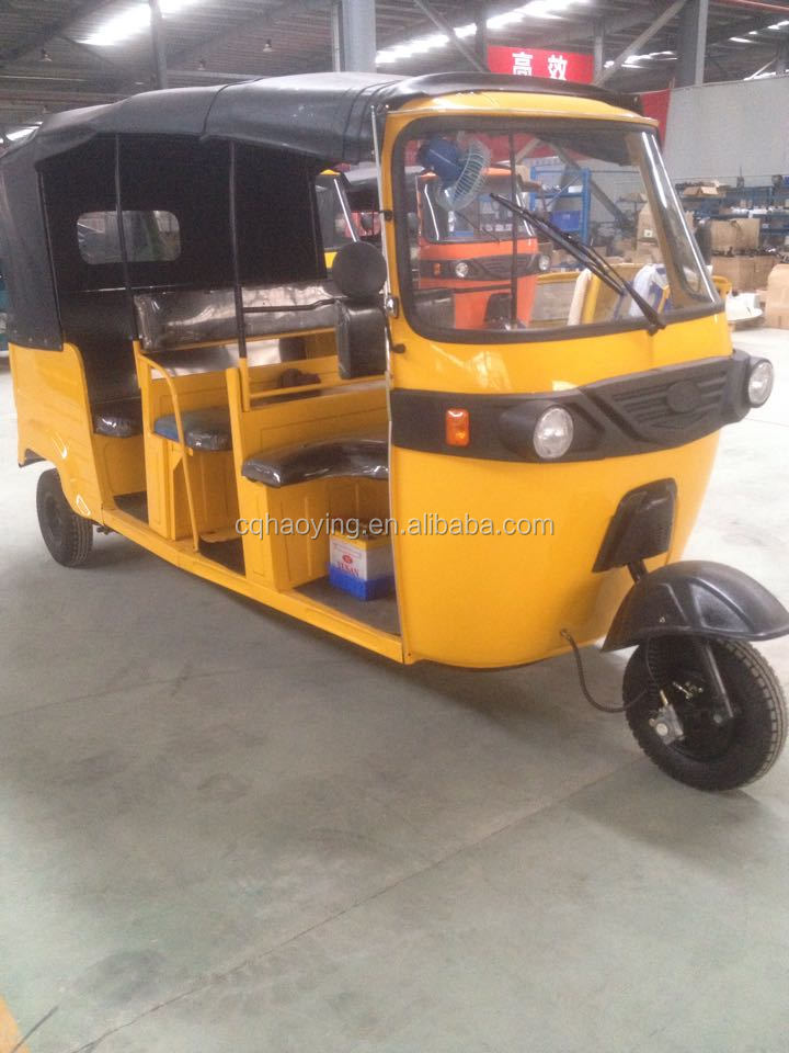 Hot Passenger Tricycle Rickshaw Keke Na Pe Tuk Tuk Bajaj