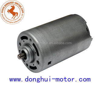 Rs755 12v 24v high speed low rpm hight torque dc for 100000 rpm electric motor