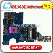 605140-001,Laptop Motherboard for HP CQ42 Series Mainboard,System Board