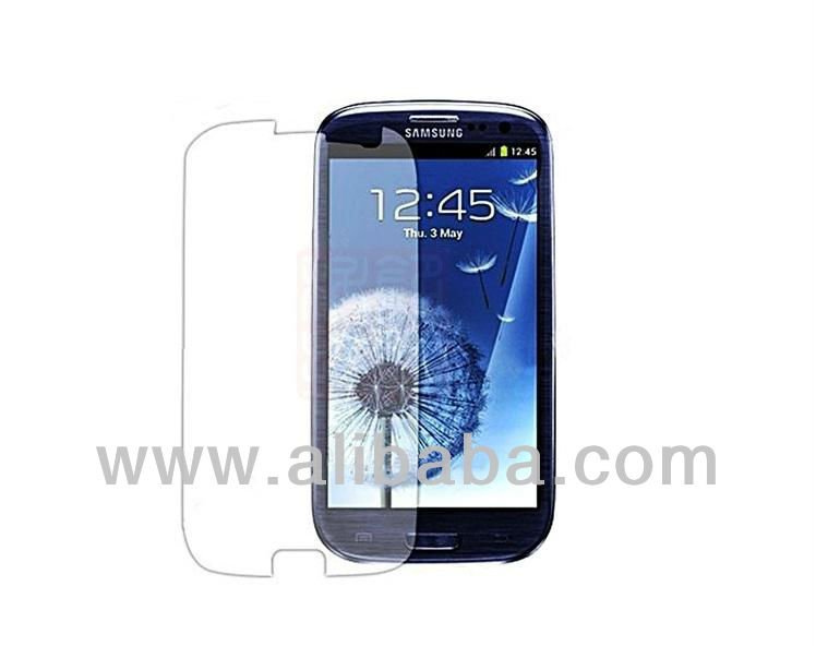 Ultra Clear Screen Protector for Samsung Galaxy SIII