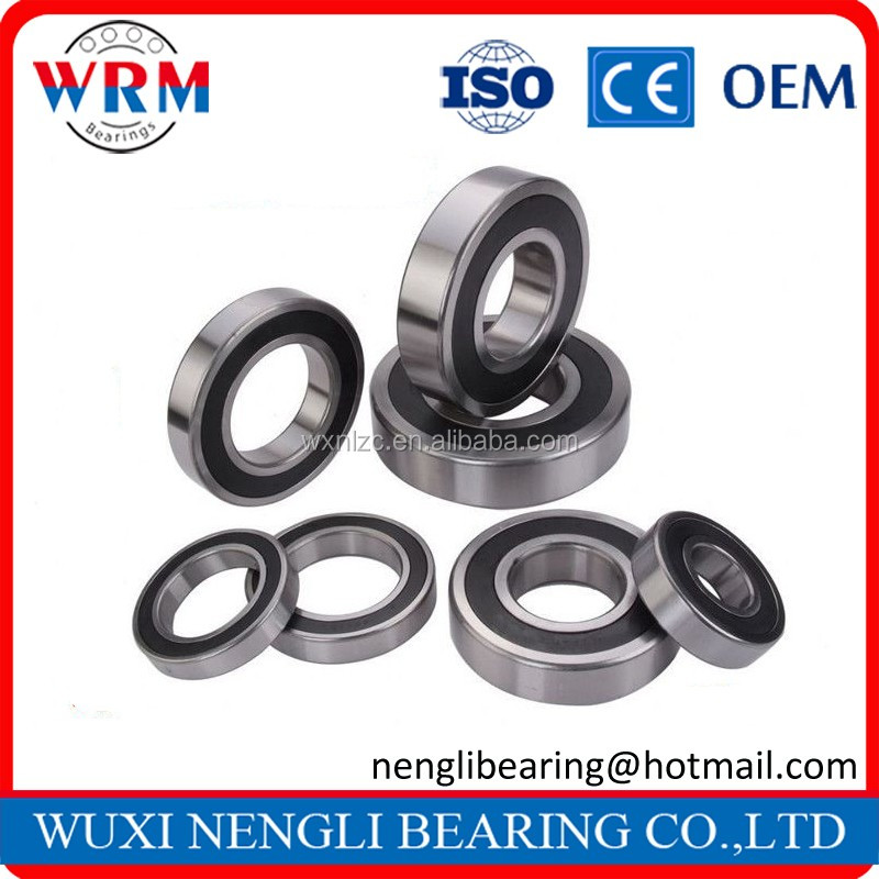 anti-abrasive long life durable China brand bearing deep groove ball bearing