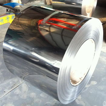 Paper Interleaved 410 Cold Rolled Stainless Steel Coil Prices of the Best