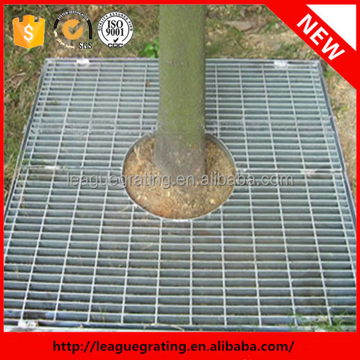 press welded steel tree grating for offshore