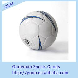 Size 5 Soccer ball Machine Stitched PVC Football Ball for Training/Promotion