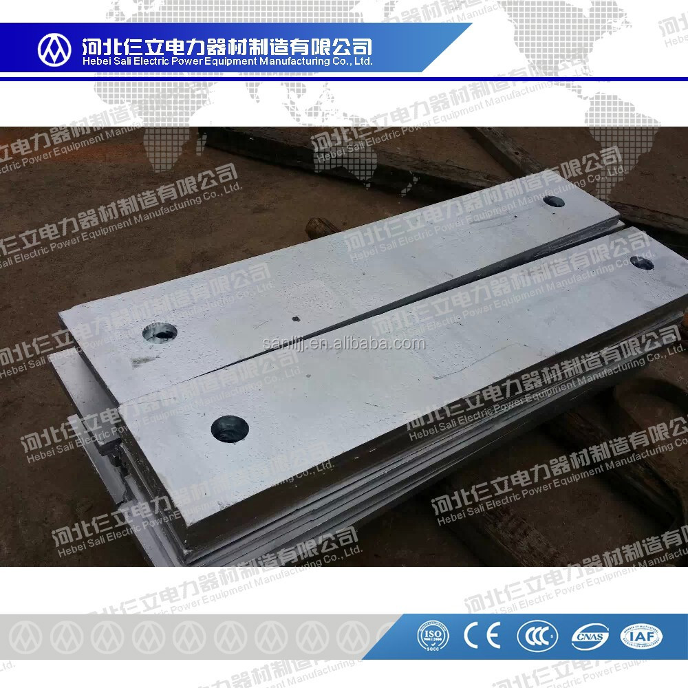 2015 High Quality Crossarms/Angle Steel Tensile Strength (N / square mm):375 N /mm2 up to 510 N/mm2