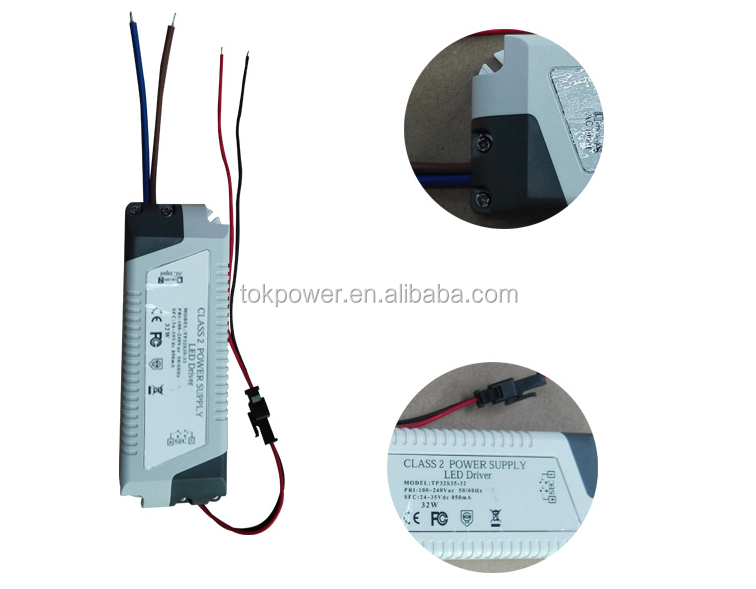 Factory rcm certificate 220vac/60hz led driver cool looking