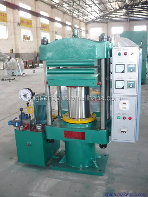 lab rubber sheet curing press/ lab platen vulcanizing press rubber machine/lab vulcanzing
