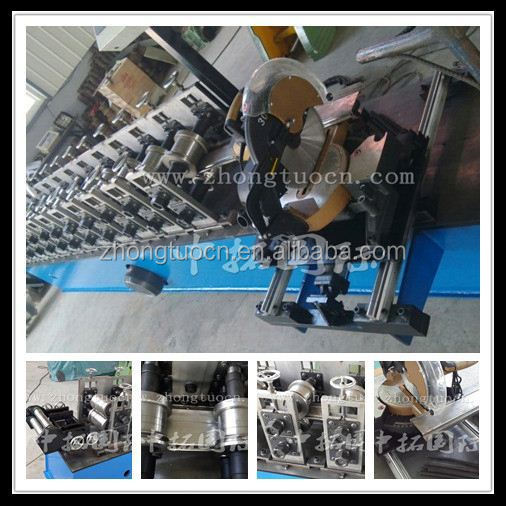 roller shutter door production line manufacturer