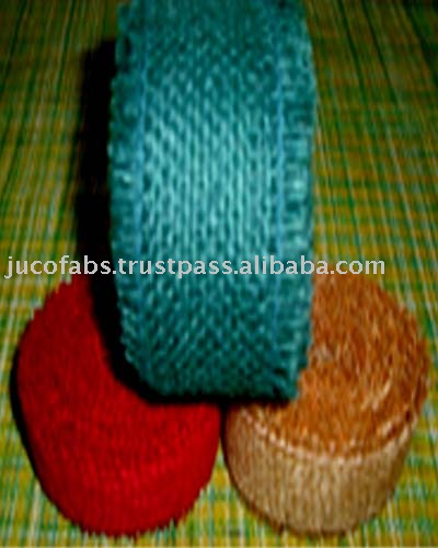 Sell Stiff Jute Ribbon Decoration