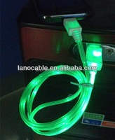 Factory price led light cable micro usb