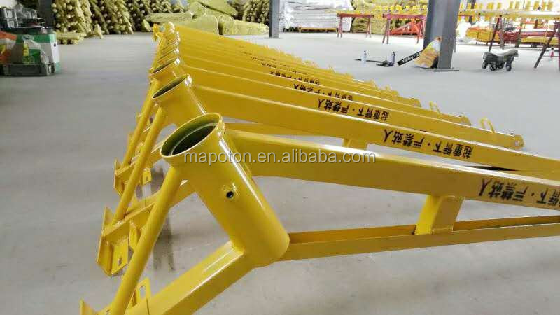 Car Or Truck Mounted Electric Hoist Crane