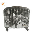 ABS Printed PC Laptop Case Hand Luggage Bags