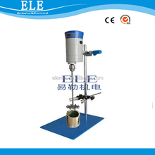 Lab manual lifting disperser for paint