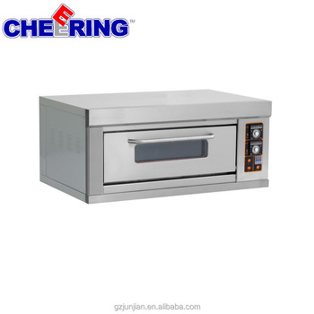 Electric deck oven price bakery machines