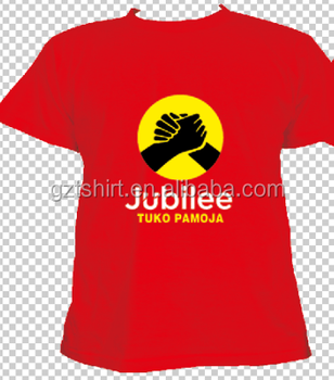 Election campaign tshirt