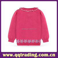 2015 new hand made wool sweaters for children for kid