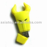 Animal USB Pen Drive Cattle Head shape USB Drive AT-231