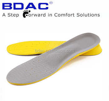 Shock Absorb Sports Memory Foam Shoe Insoles
