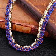 2017 New Style Women choker Fashion Necklace Wih Good Offer