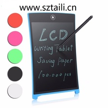 Factory Price 8.5 inch LCD wirting board Digital Electronic Drawing Board for Kids