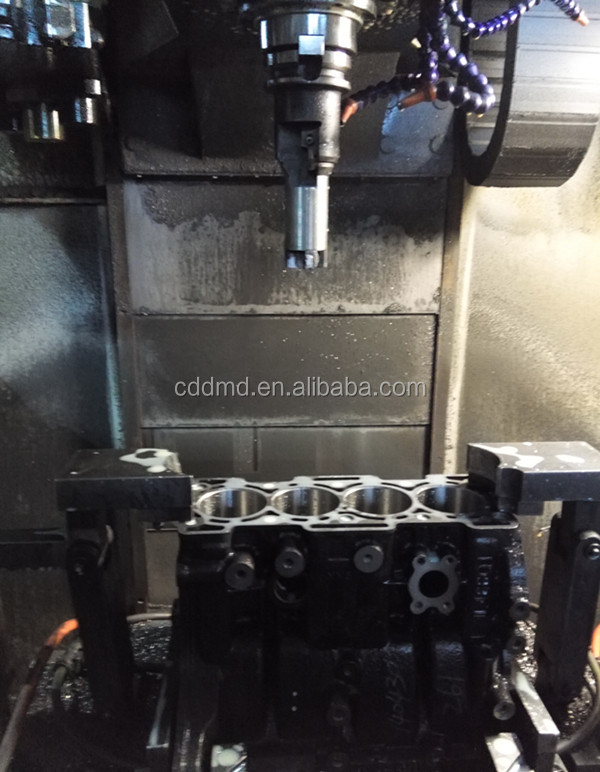 CCMW060204 CBN insert for boring cylinder bore cast iron HT250