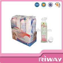 Round Cosmetic Cotton Pads For Nail Oil Remover