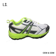 2017 Sports Games High Strength Upper Professional Cricket Rubble Spike Shoes