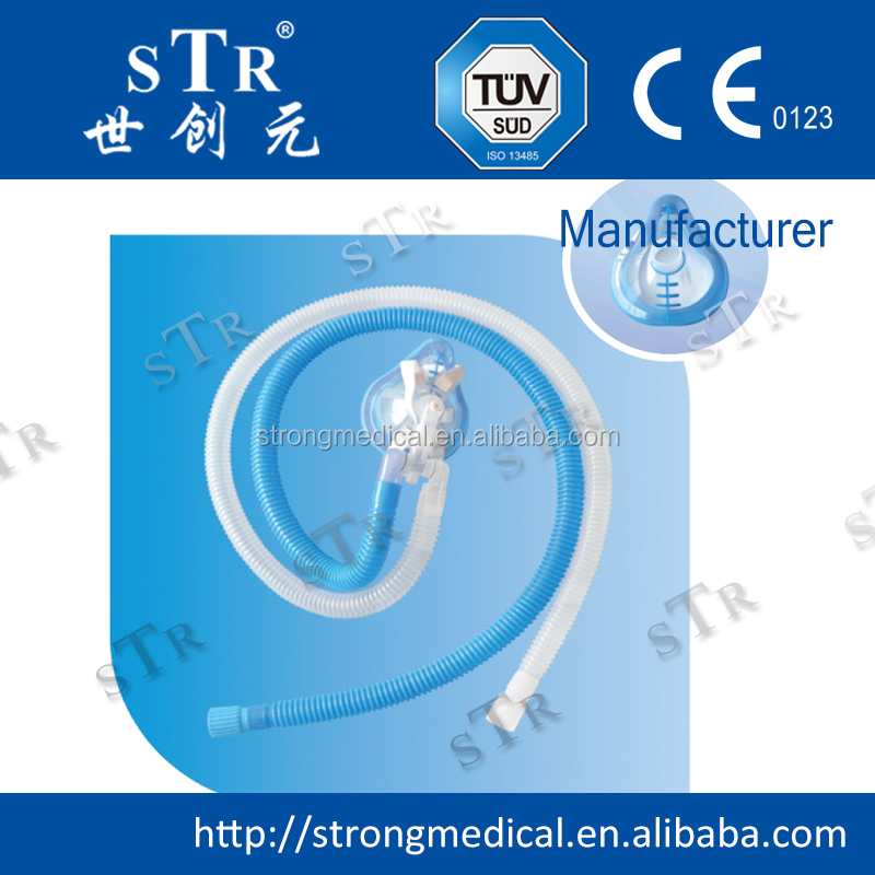 CE Medical consumable of Hyperbaric Chamber Oxygen Circuit Set