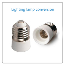 Portable energy saving E27 E14 lamp holder adapter