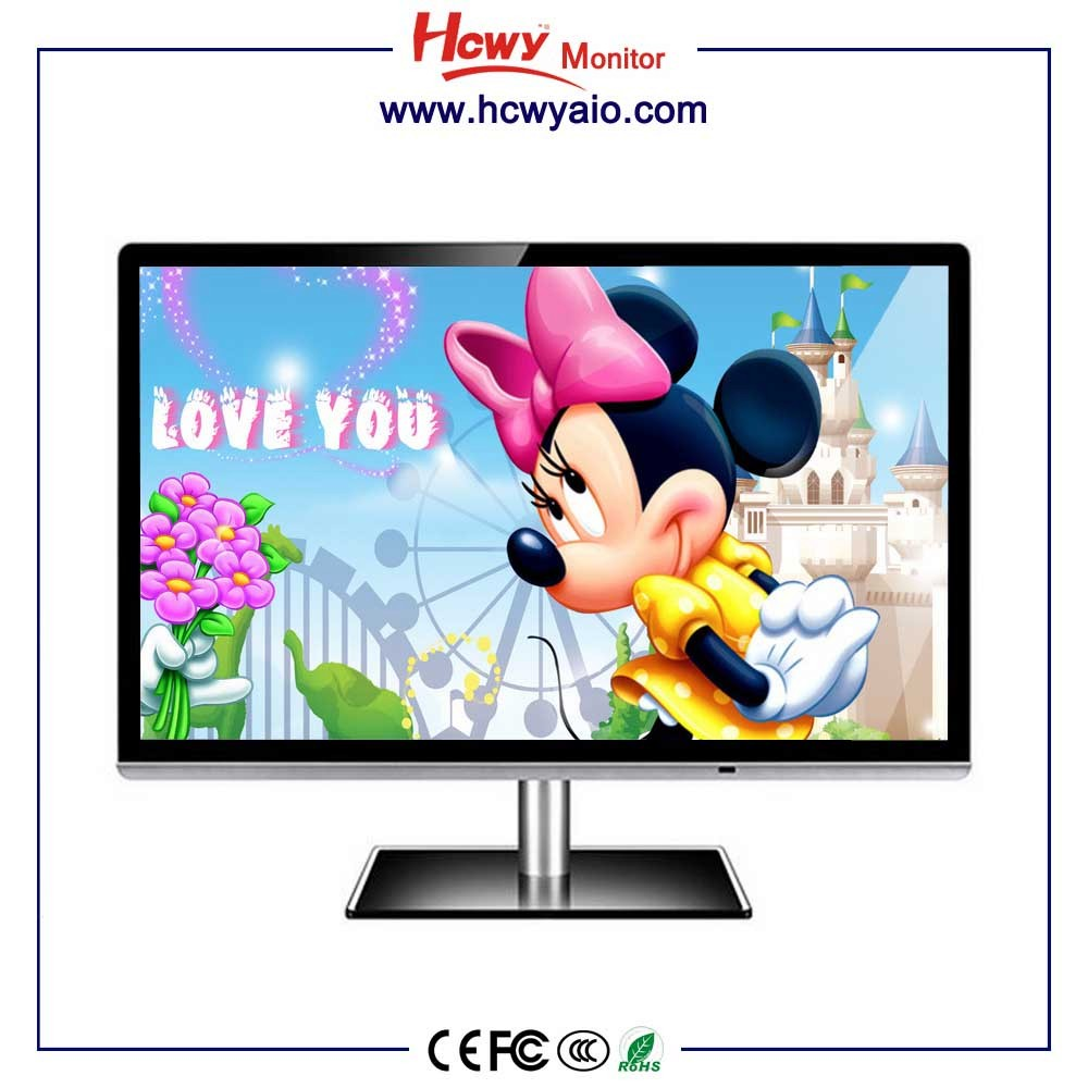 "CE FCC RoHs Certificated Games Monitor IPS Full HD 27"" LCD LED Monitor"