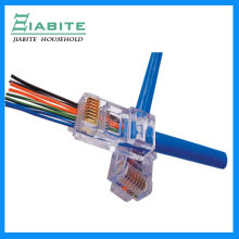 Platinum Tools and EZ-RJ45 Cat 6+ Connectors
