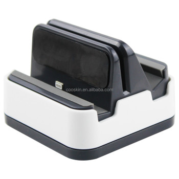 The rechargeable USB cell phone Mobile phone holder for iphone 5/5s/6/6p