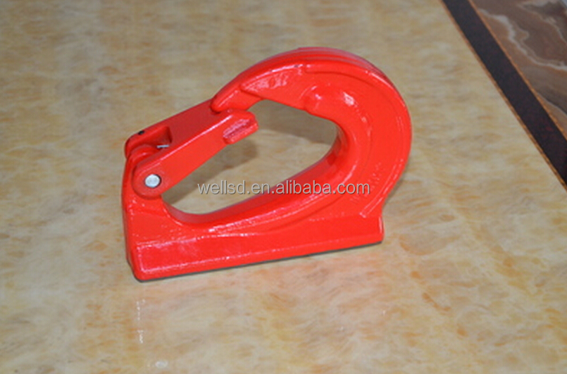 Marine Hardware Weld-On Hook is Industrial Weld On Chain Hooks For wind farms