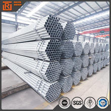 Hot dip galvanized steel electric wiring conduit pipe round emt steel pipe