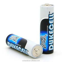 price of dry aa battery from wuxi battery and electrical