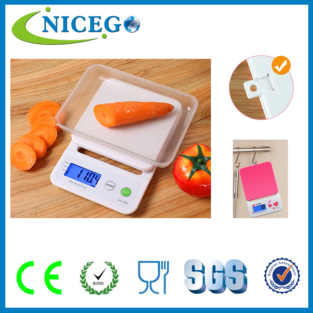 fruit vegetable weighing scale
